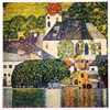 Image 1 : Klimt  Limited Edition - Church at Unterach