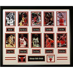 Chicago Bulls  10  Giclees of the greatest players!