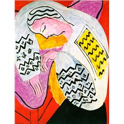The Dream - Matisse - Limited Edition on Canvas