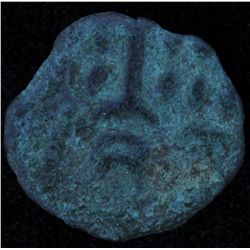Durotriges (50BC-50 AD) - Cast Bronze Type Hod Hill CCB1235/3 Ex:Spink 2008 #372, Fine.