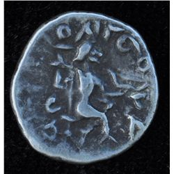 Vologases I (51-78 AD) - AR-Diobol Only reference for this coin is Numismatic Chronicle 1989 Plate 4