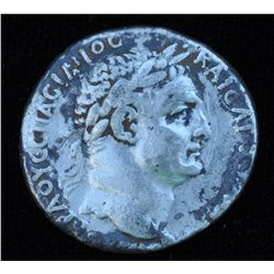 Vespasian (69-79 AD) - AR-Tetradrachm Antioch 69-70 AD. Obv: Laur. hd. r. Rev: Eagle standing l. on