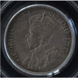 1911 Ten Cent - PCGS MS65, original toning.