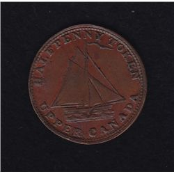 "CH UC-11 - BR 729, 1821 Commercial Change with the cask marked ""Jamaica"" It is a Superb example and"