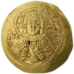 BYZANTINE EMPIRE: Manuel I Comnenus, 1143-1180, AV hyperpyron (2.89g), Constantinople