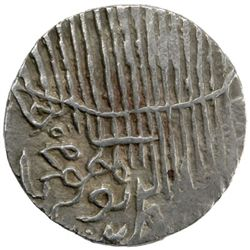 BENGAL: Jalal al-Din Muhammad, 1418-1432, AR tanka (10.79g), uncertain mint, ND