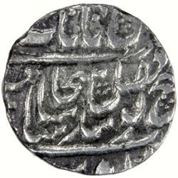 SIKH EMPIRE: AR rupee (11.09g), Lahore, VS1841