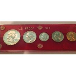 1960-P SILVER PROOF SET