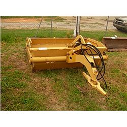 HOELSCHER DB6 HYDRAULIC PULL PAN