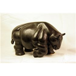 Botero   Original limited Edition Bronze Sculpture - Bull
