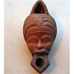 African American Clay Pipe
