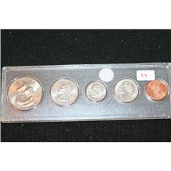 1999 US Mint Coin Set