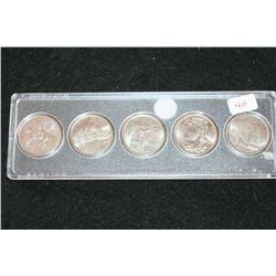 1999-D US State Quarter Mint Set