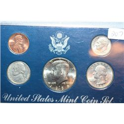 1986 US Mint Coin Set