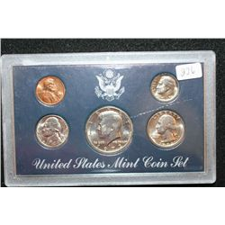 1972 US Mint Coin Set