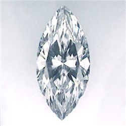 Diamond EGL Certfied Marquise 0.68 ctw D, SI1
