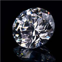 Diamond GIA Cert.ID: 6147164757 Round 0.50 ctw E, VS2