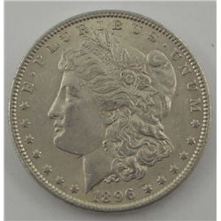 1896 - P United States Morgan Silver Dollar