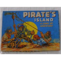Pirate's Island Board Game