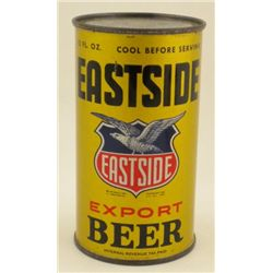 Eastside Export Beer Opening Instructions Flat Top Can