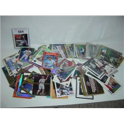LOT 100+ BASEBALL CARDS TOPPS DONRUSS FLEER