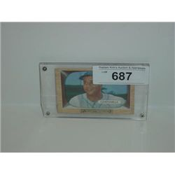 BOWMAN #22 ROY CAMPANELLA BASEBALL CARD