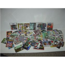 LOT 100+ BASEBALL CARDS TOPPS FLEER DONRUSS
