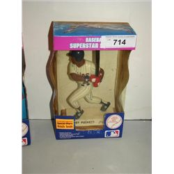KONDRITZ BASEBALL SUPERSTARS STATUE KIRBY PUCKETT