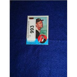 TOPPS #540 BOB CLEMENTE ANNIVERSARY CARD