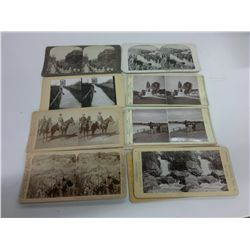 Bag of stereoscope photos