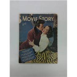 Movie Story Magazine September 1944 Merle Oberson and Cornel Wilde