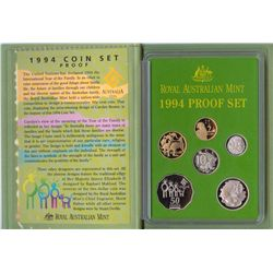 1993 and 1994 Proof Sets