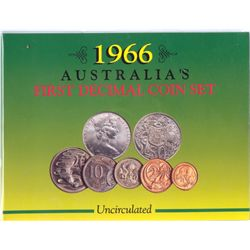 Australian Uncirculated Year Sets