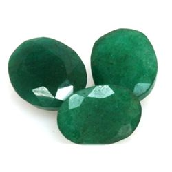 Natural 11.7 ctw Emerald Oval (3)