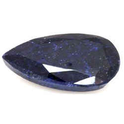Natural 186.13 ctw African Sapphire Pear Shape Stone