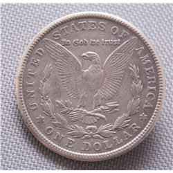 SILVER DOLLAR BUTTON