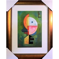 Wassily Kandinsky Limited Edition-UPWARD