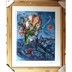 Chagall - Dormeuse - Limited Edition