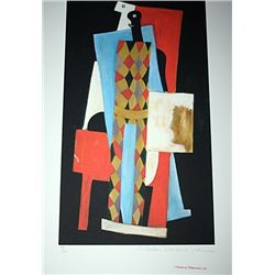 Limited Edition Picasso - Harlequin - Collection Domaine Picasso