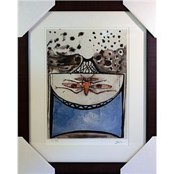 Salvador Dali Signed Limited Edition - ARLEQUIN