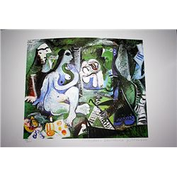 Limited Edition Picasso - Picnic Group - Collection Domaine Picasso