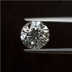 Diamond EGL Cert. ID: 3201461421 Round 2.11 ctw G, VS2