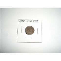 1898 Indian Head Penny *PLEASE LOOK AT PICTURE TO DETERMINE GRADE - NICE COIN*!!