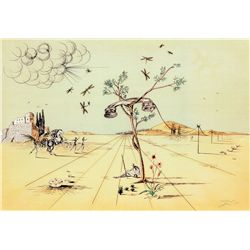 Telephone - Dali - Limited Edition on Canvas