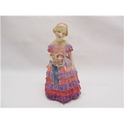 "Royal Doulton figurine ""Little Bridesmaid""."