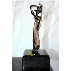 Dali Signed and Numbered Bronze Sculpture - Dulcinea