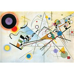 Composition VIII - Kandinsky - Limited Edition on Canvas