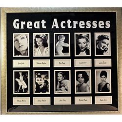 Giclees of the  10 Greatest Actresses