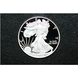 2010 Silver Eagle $1; Proof In Box