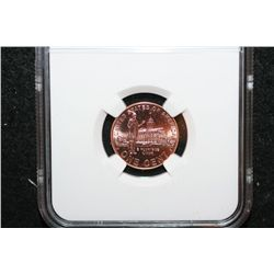 2009 Lincoln-Professional Life Penny; NGC Graded Brilliant Uncirculated
